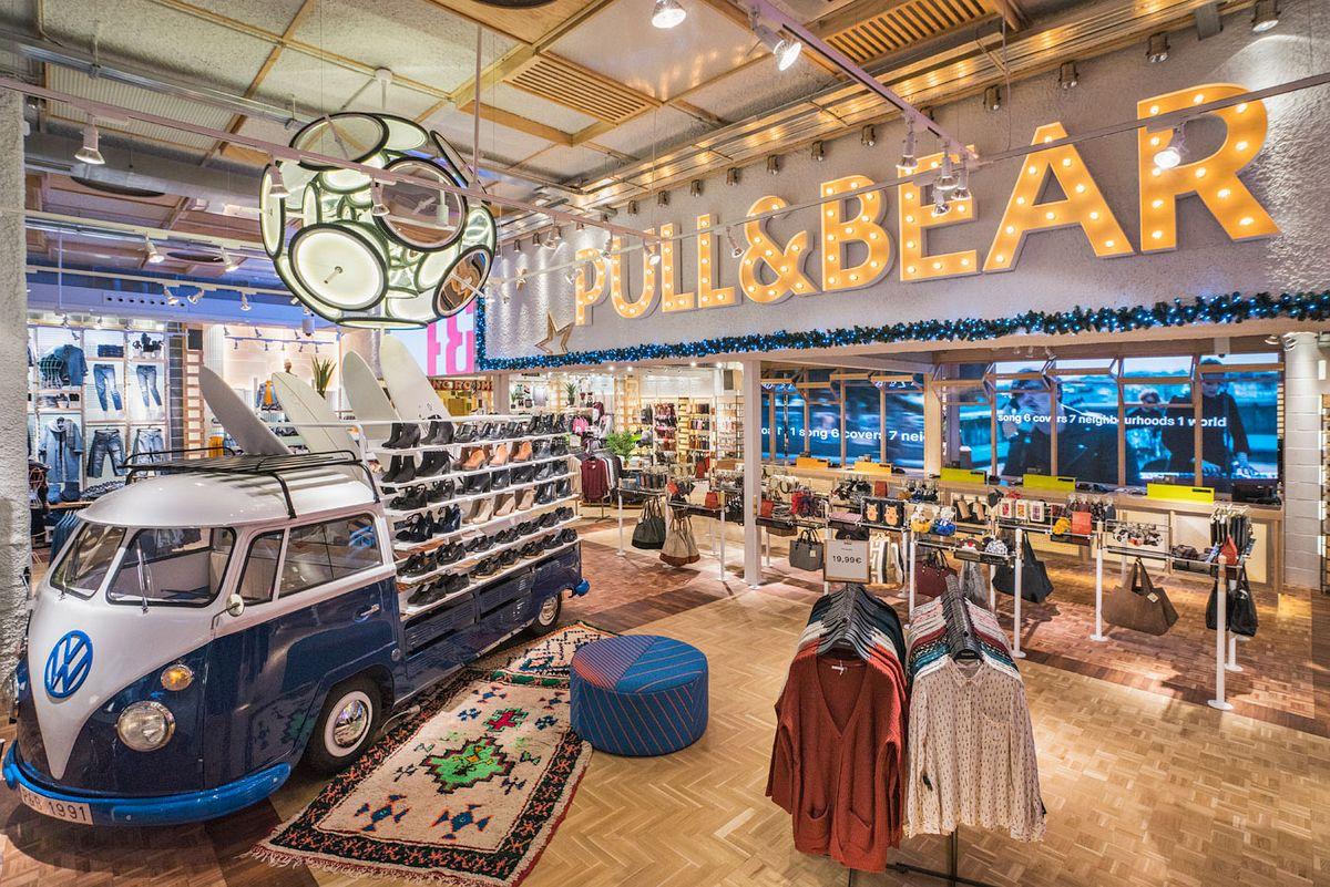 Pull&Bear Store, Madrid