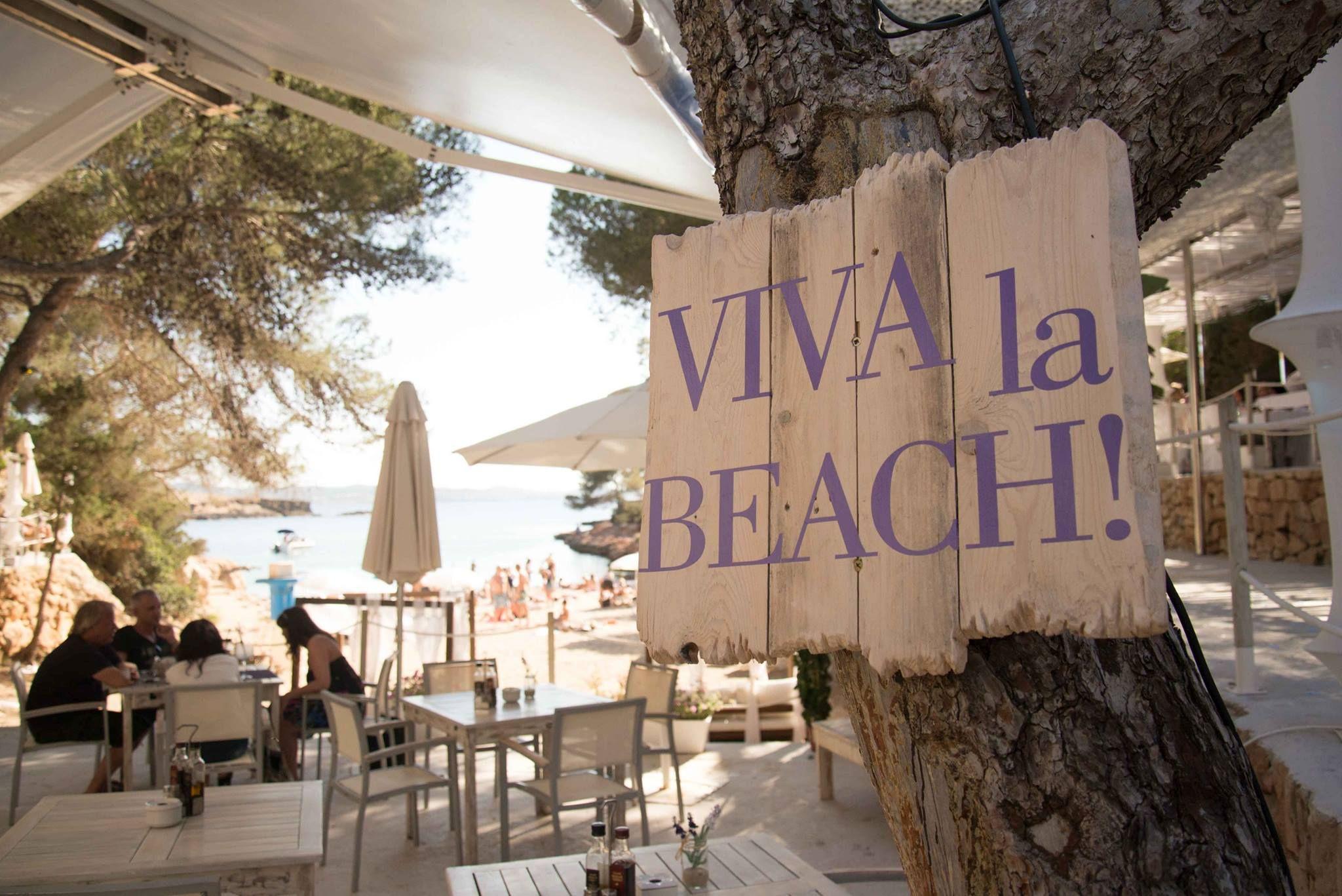 Viva la beach!
