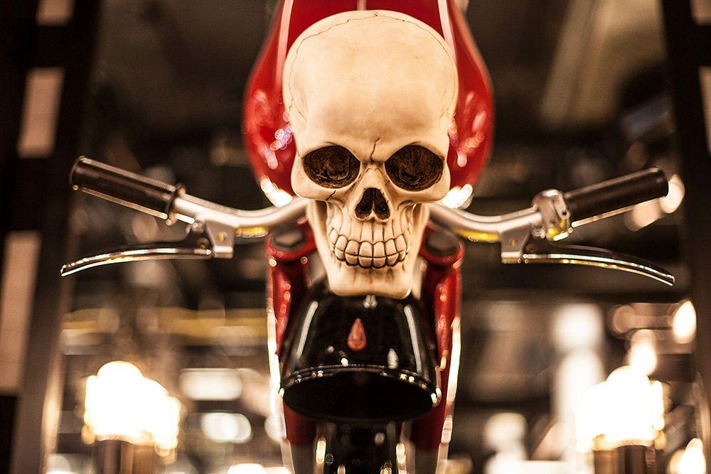 Moto Skull