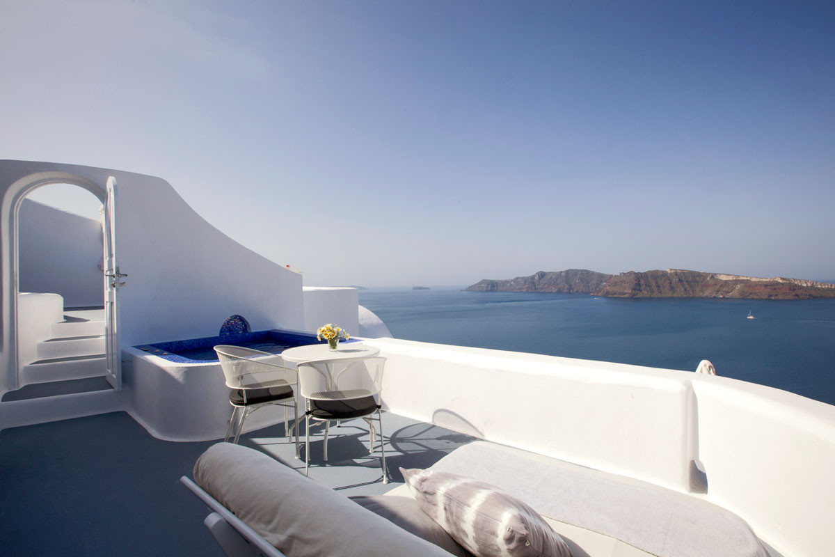 Boatman's terrace