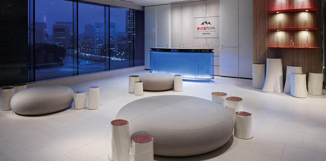 Evian Spa Tokyo