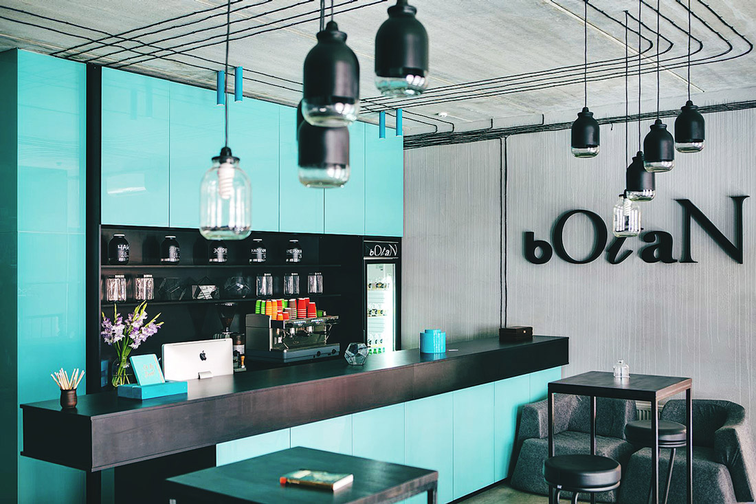 Botan Cafe