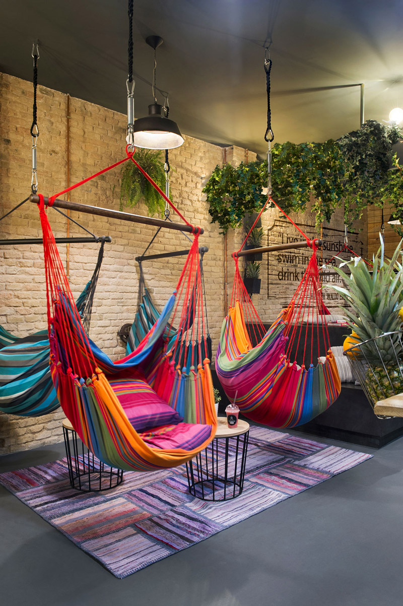 Hammock bar