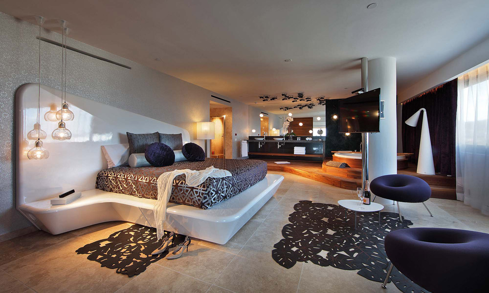 Largest hotel room in Ibiza