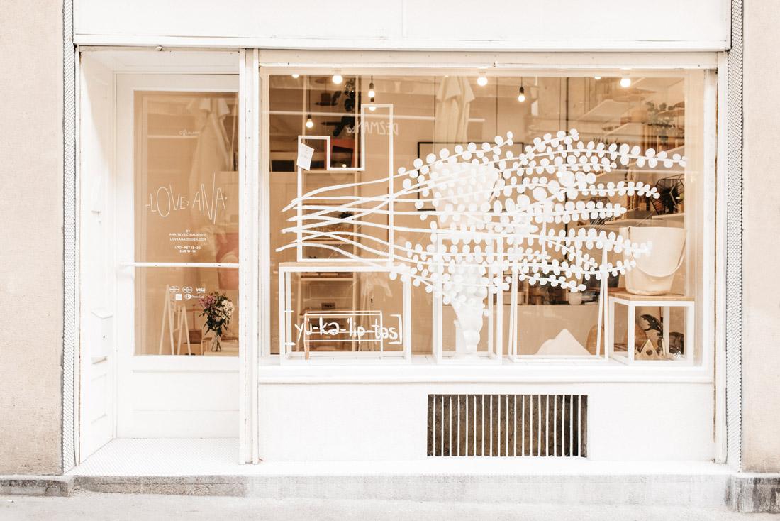 Store in Zagreb