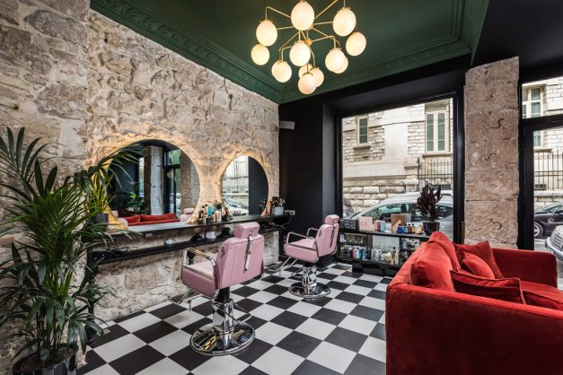 Stylish Barbershop in Nice