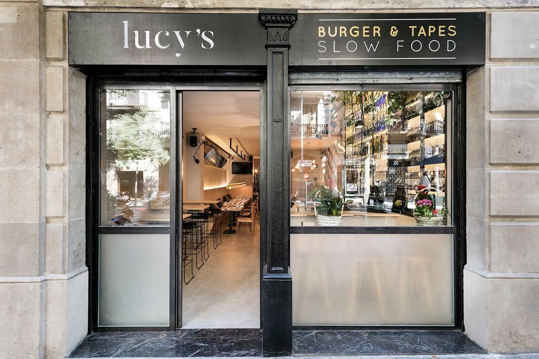 Lucy's Burger & Tapas