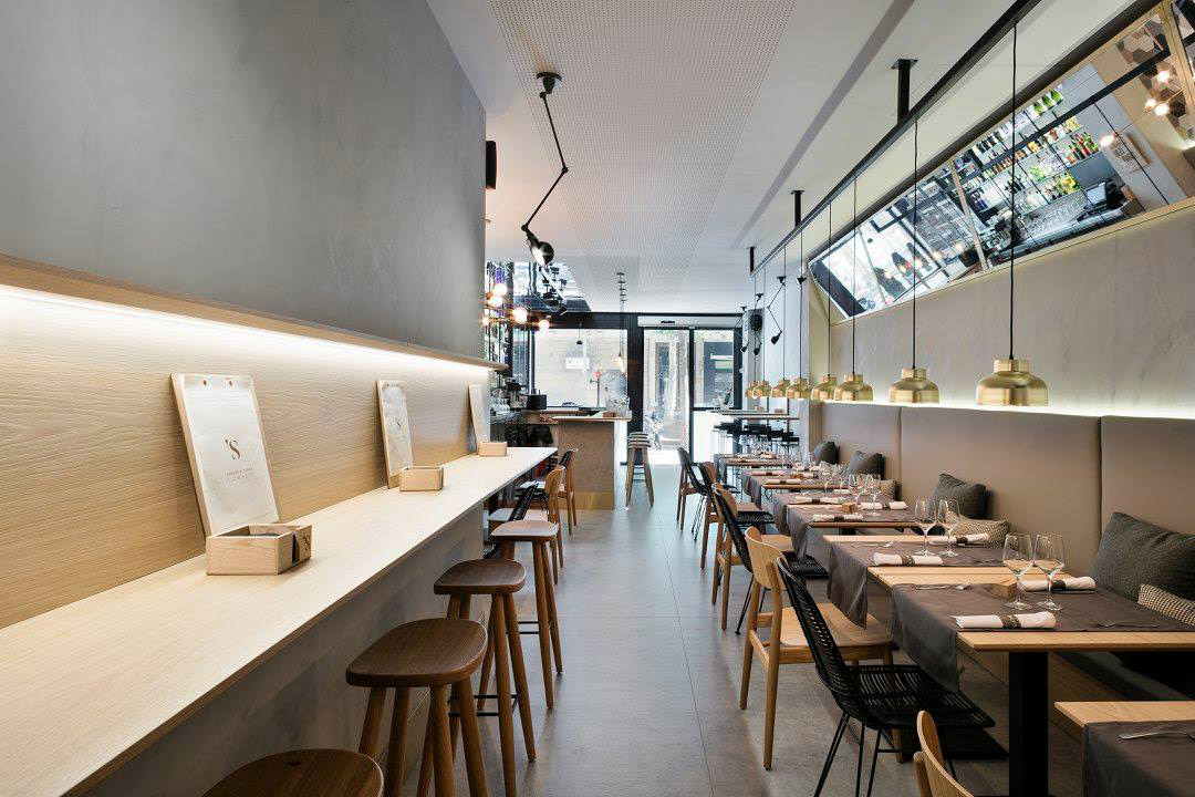 Dynamic minimalism interiors