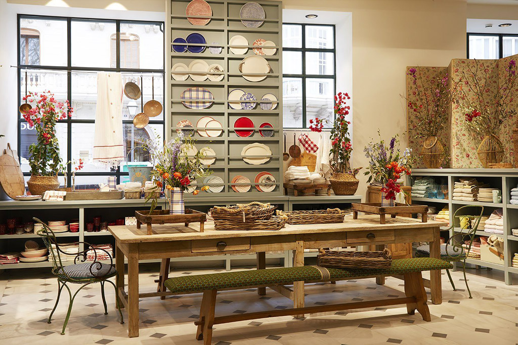 Stepping Into Zara Home Mallorca Is Like Entering A Stylish Welcoming Home